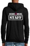 Veste à capuche Jacquie & Michel Staff
