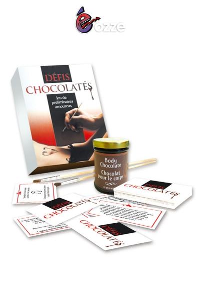 Coffret coquin Défis Chocolatés