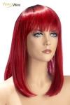 Perruque Elvira rouge - World Wigs